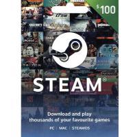Steam Game Digital Gift Card $100 NZD预付充值礼品卡,虚拟卡免快递,E-Mail邮件秒收货!