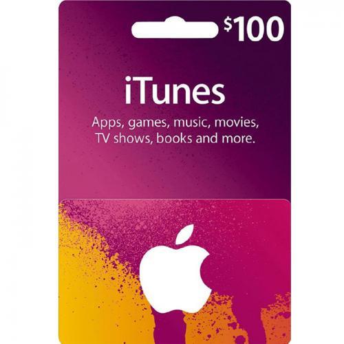 Apple iTunes Digital Gift Card $100 NZD 预付数字充值礼品卡,免物流,秒收货!
