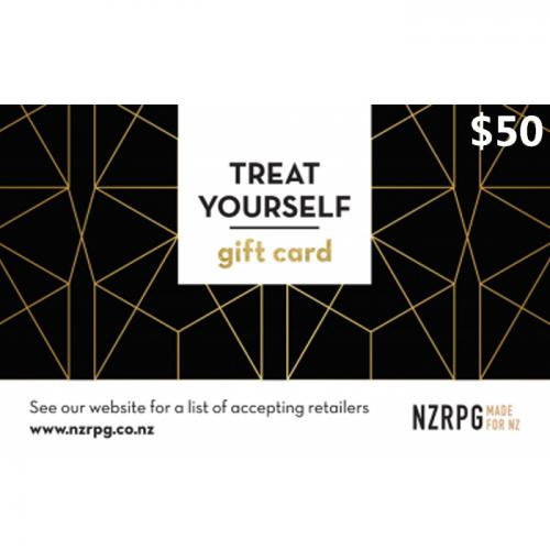 Milford Shopping Centre Physical Gift Card $50 NZD 预付充值礼品卡,物理卡需快递,闪电发货!