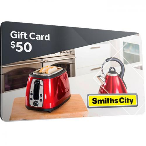 Smiths City  Physical Gift Card $50 NZD 预付充值礼品卡,物理卡需快递,闪电发货!