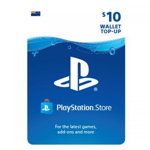 Sony PlayStation Store Digital Gift Card $10 NZD 预付充值礼品卡,虚拟卡免快递,E-Mail邮件秒收货!