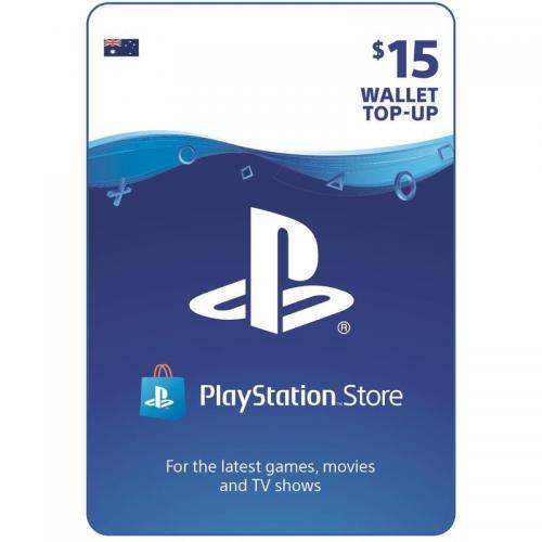 Sony PlayStation Store Digital Gift Card $15 NZD 预付充值礼品卡,虚拟卡免快递,E-Mail邮件秒收货!