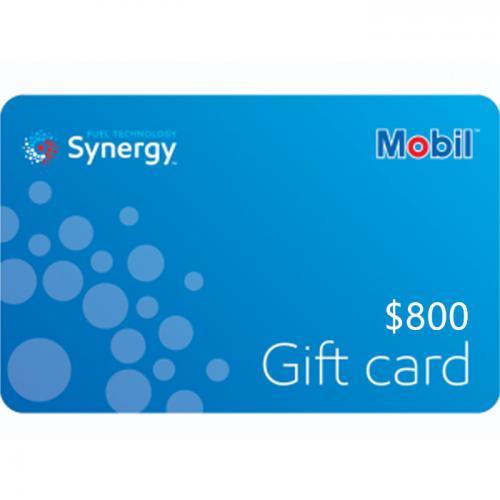 Mobil Physical Gift Card $800 NZD 预付充值礼品卡,物理卡需快递,闪电发货!